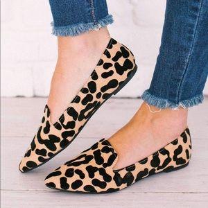 Quipid Leopard Flats